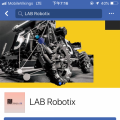 LAB Robotix Facebook